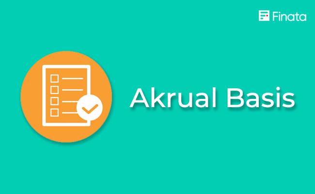 akrual-basis
