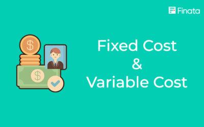 Definisi Fixed Cost dan Variable Cost Beserta Contohnya