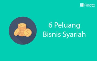 6 Peluang Bisnis Syariah