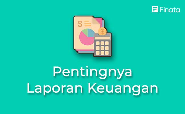 laporan keuangan - software akuntansi Finata