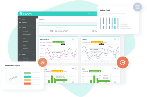 software akuntansi finata