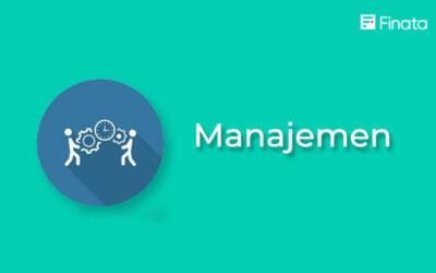 Manajemen: Pengertian, Tujuan, dan Fungsinya