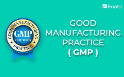 GMP : Pengertian, Jenis, dan Manfaatnya